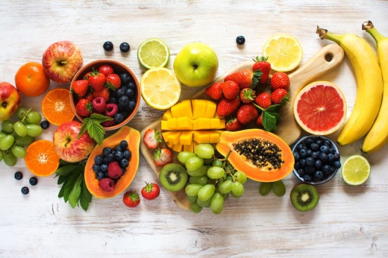 collection of assorted fruits