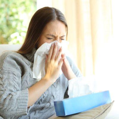 Backache, Nausea, Rashes may also be Covid Warning Signs