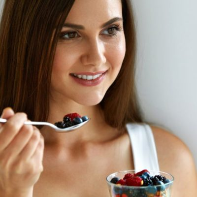 Blueberries for that Glowing Skin