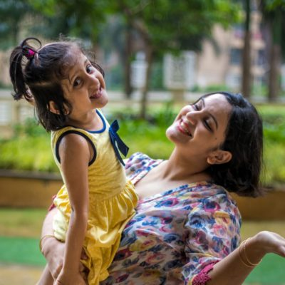 "Blogger Charu Gujjal on ""Each day spent with my little girl is cherishable """