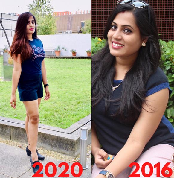 "Neha Sahu on ""My PCOS Journey"""