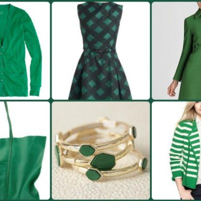 Green: The Colour of Winter 2020-21