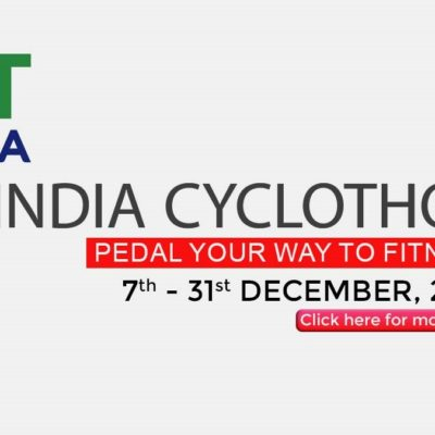 Sports Minister Kiren Rijiju launches 2nd Edition of Fit India Cyclothon