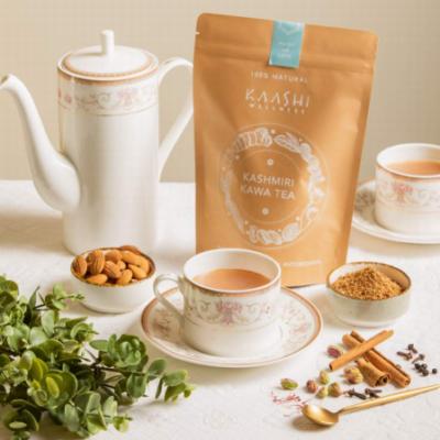 Kashmiri Kawa Tea By Kaashi Wellness