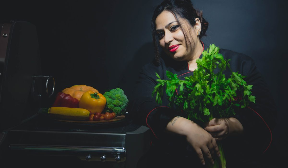"""#IWD Special: All Rounder Chef Reetu Uday Kugaji """"Every day is an International Women's Day."""""""