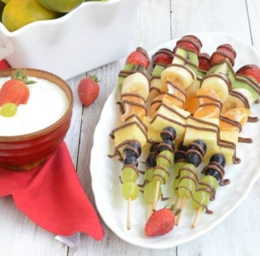 fruit skewar