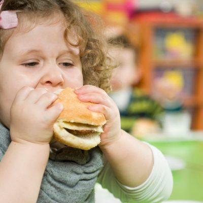 Child obesity cases rising in India