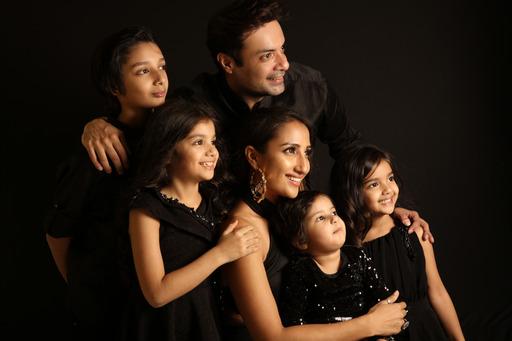 Parul Kakad Fit Mom Of Four, Blogger & Entrepreneur.
