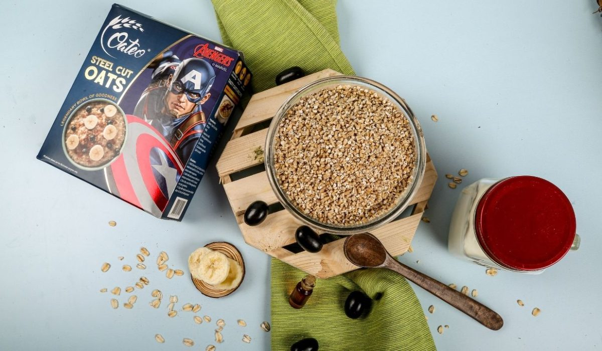 Oateo launches a variety of Marvel Avengers themed Oats in India