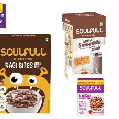 Soulfull Healthy Snacks to Beat Your Hunger Pangs.