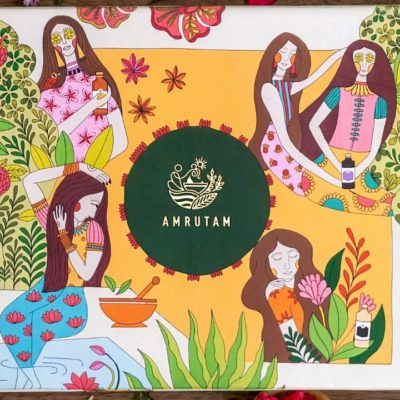 Amrutam Ayurvedic Introduces Self Love Gift Box