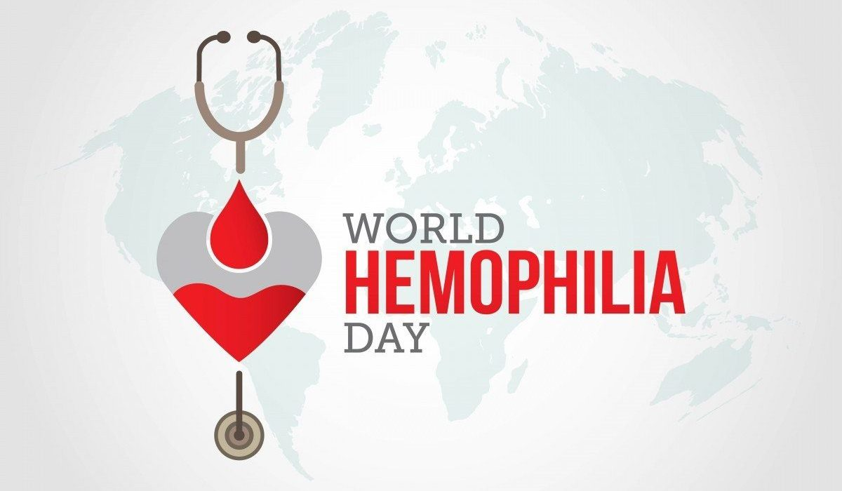 World Hemophilia Day: Take Charge of Your Health