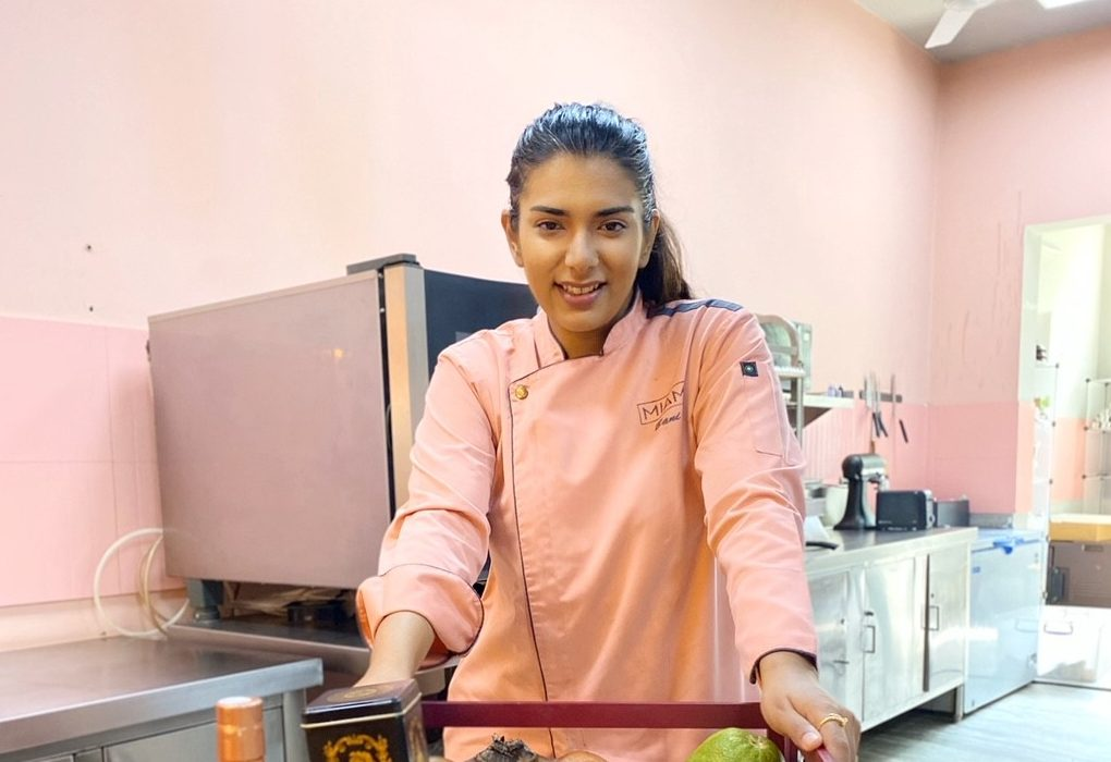 Pastry Chef Bani Nanda of Miam Fame