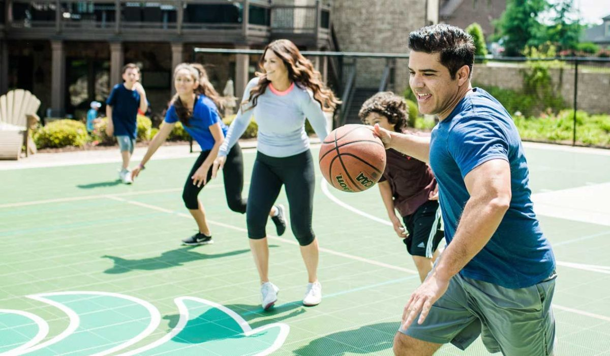 10 Activities to Enjoy Family Health & Fitness Day