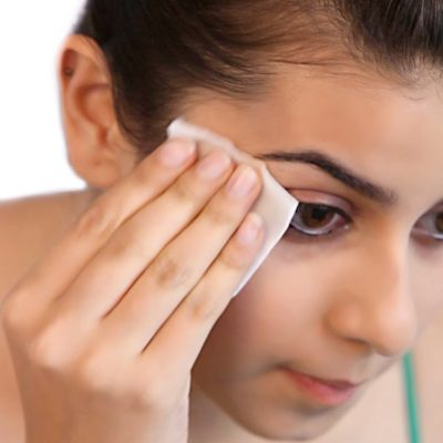 Why Is It Important to Remove Makeup at Night?