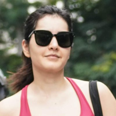 Raashi Khanna sets New fitness Goals with new workout video.