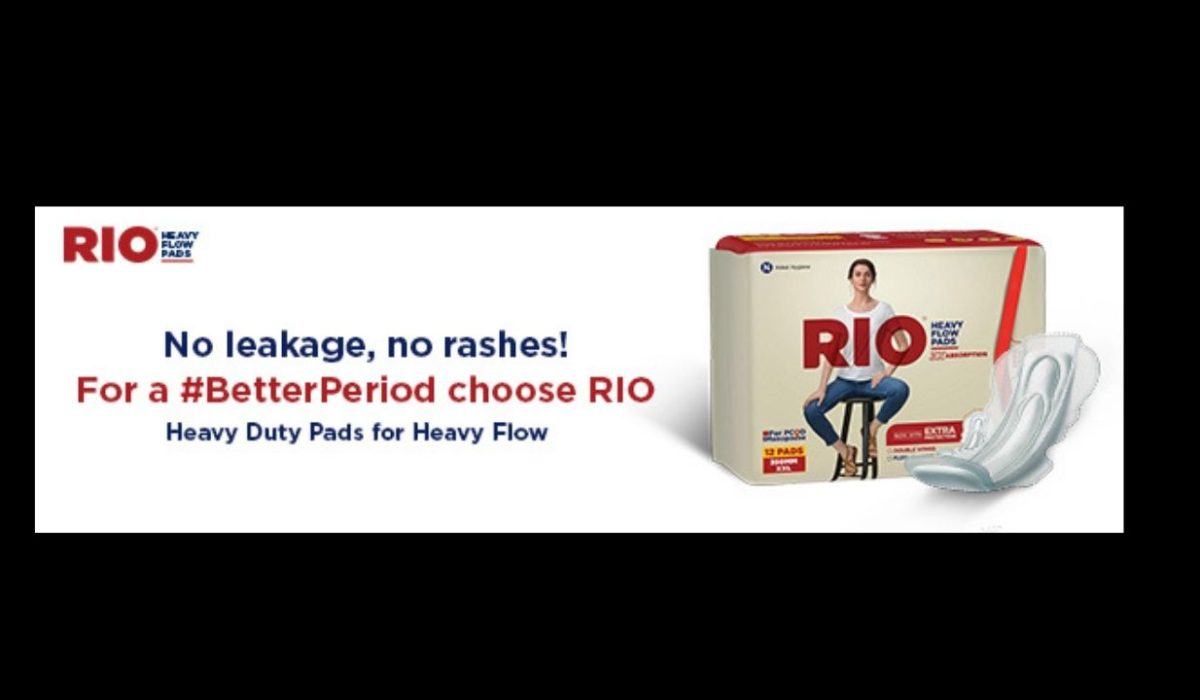 The New and Improved RIO Heavy Flow Pad
