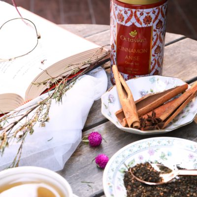 While fasting for Navratri, flavored teas by Octavius Tea are the perfect pick-me-up